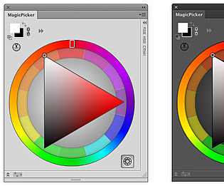 Traditional Color Wheel (RYB) in Photoshop