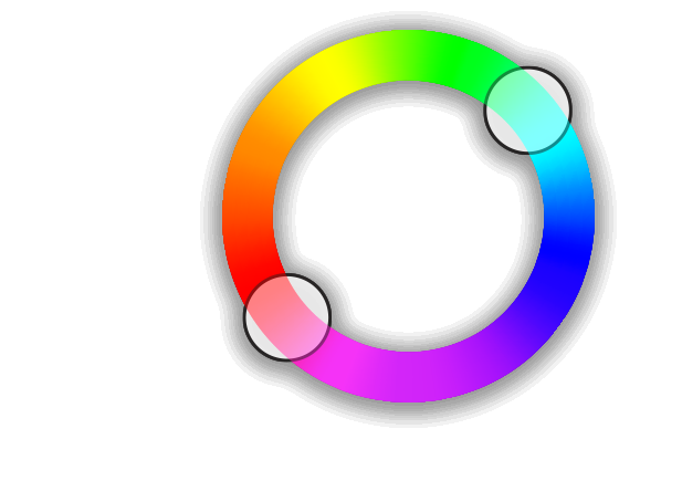 Download color wheel and other panels for Photoshop