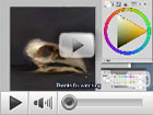 Ver video de YouTube de tyr sobre panel de MagicPicker Color Wheel
