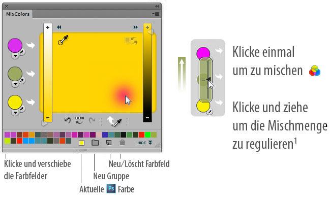 MixColors - Schnelles Mischen von Farben Photoshop / Photoshop CS5 ...